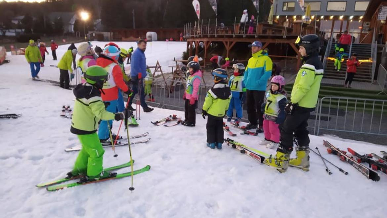 Jarní prázdniny, trénink až 19.2. na Vaňkáči