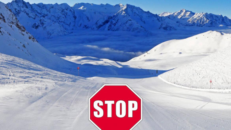 12.3.2020 je lyžování pro tuto sezónu ukončeno !