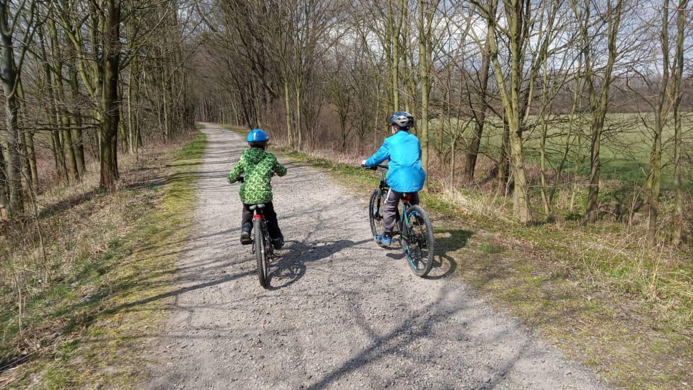 20. května trénujeme na kolech !!!